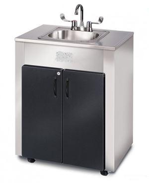 Outdoor Single Basin Portable Sink