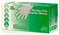 Powder Free Vinyl Exam Gloves