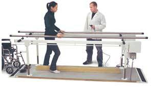 Power Height  Width Parallel Therapy Bars