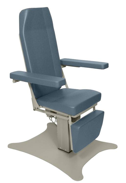 Power Phlebotomy Chair w/ 2 Function Hand Control
