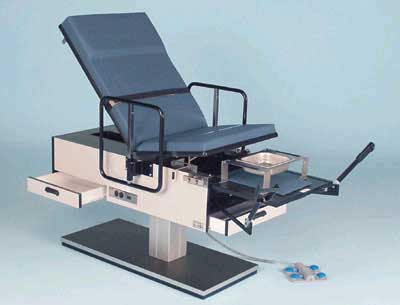 Wheelchair Accessible ADA Exam Table