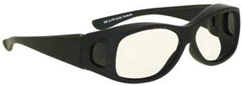 Prescription Lead Safety Glasses-Black