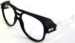 Prescription Safety Glasses Side Shields EURS