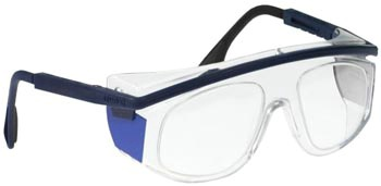Prescription Safety Lead Glasses Side Shields ASTRO