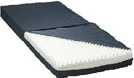 Extended Length Pressure Reduction Mattress