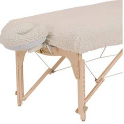 Deluxe Fleece Massage Table Pad Set