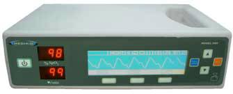 Refurbished Pulse Oximeter with Waveform
