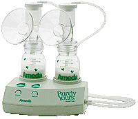 Purely Yours Breast Pumps