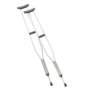 Quick-Change Crutches Tall