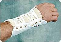 Quik-Tie Wrist Support