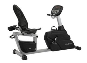 Professional Recumbent Exercise Stepper/ Bike