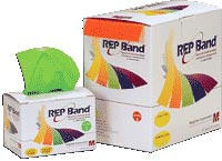 REP Bands - Level 3, Green, 50 Yards