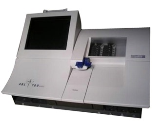 Radiometer ABL 720 Blood Gas Analyzer Refurbished