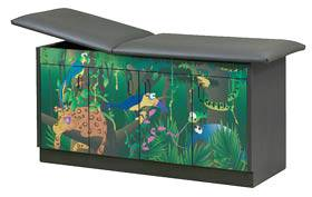 Rainforest Follies Pediatric Exam Table
