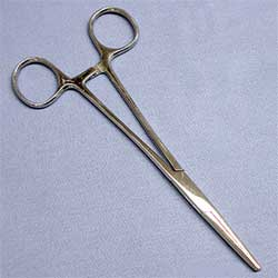 Rankin Kelly Forceps Floor Grade Straight