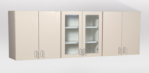 Ready Set Wall Cabinet 72 In.