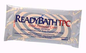 ReadyBath TPC Wipes 72 Packs of 3 Per Case