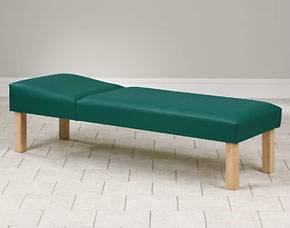 Recovery Couch w/ Hardwood Legs
