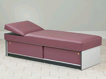 Recovery Couch with Sliding Doors