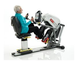 Bariatric Recumbent Stepper