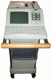 Refurbished Marquette MAC VU EKG Machine