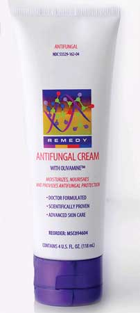 Remedy Antifungal Cream 4 oz. Single