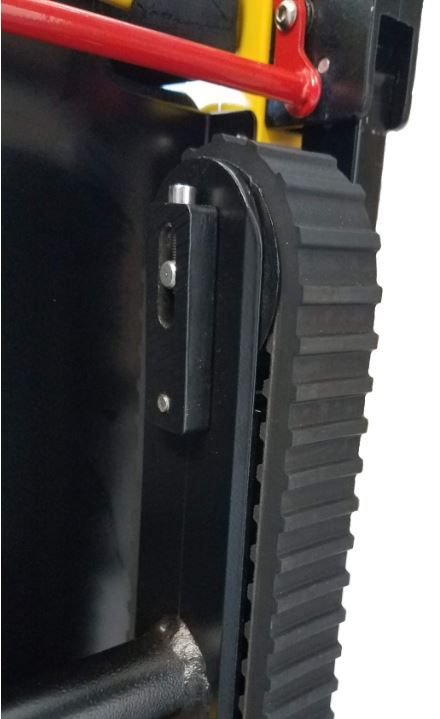 Replacement Tracks for Battery Stair Chairs