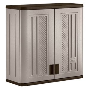 Wall Mounted Utility Storage Cabinet