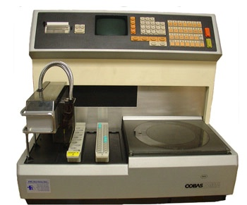 Roche Cobas Mira Chemistry Analyzer Refurbished