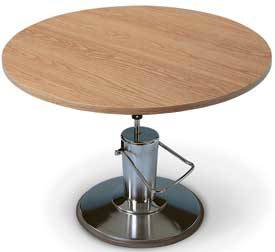 Round Hydraulic Work  Activity Table