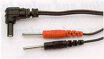 Round Lead Wires for TENS units