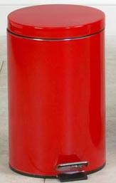 Round Waste Receptacle