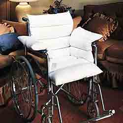 SILICORE Wheelchair Pad