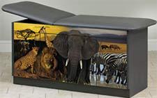 Safari Pediatric Treatment Table