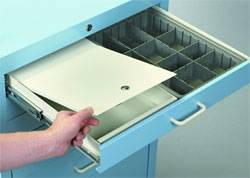 Security Box for 3in Drawers