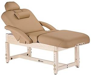 Salon Stationary Massage Table Trestle Base
