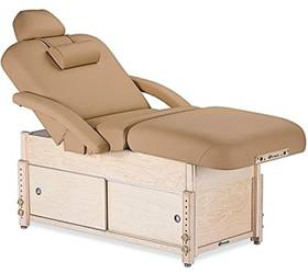 Salon Stationary Massage Table Cabinet Base