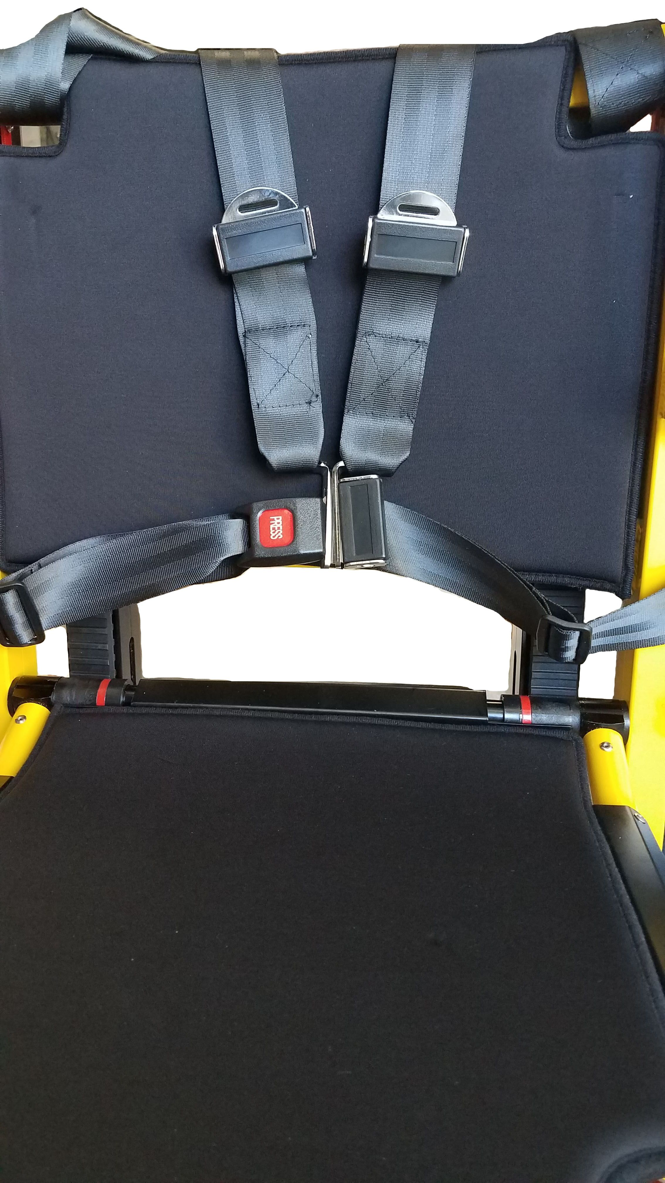 Shoulder Belts for Stair Chairs