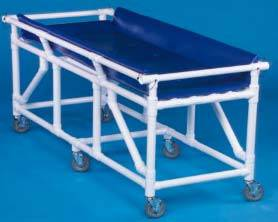 38in H Bariatric Shower Bed