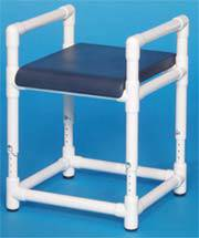 Shower Bench Deluxe Solid Seat
