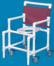 Shower Chair w/ Round Seat