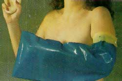 Shower Safe Arm Cast Cover