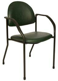 Medical Reception Chair with Arm Rests