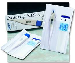 Single Patient Digital Thermometer Kit