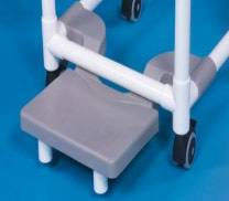 Slideout Footrest for Regular Size Shower Chairs