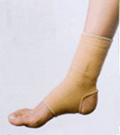 Slip-On Ankle Compression Support