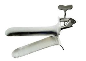 Small Collin Vaginal Speculum