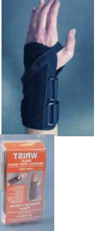 Solo Universal Wrist Brace Left Hand