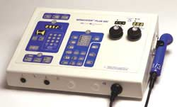 Sonicator Plus 992 Combination Ultrasound Therapy