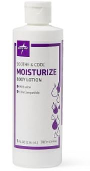Soothe  Cool Body Lotion with Aloe